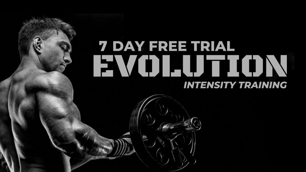 7 day free trial evolution
